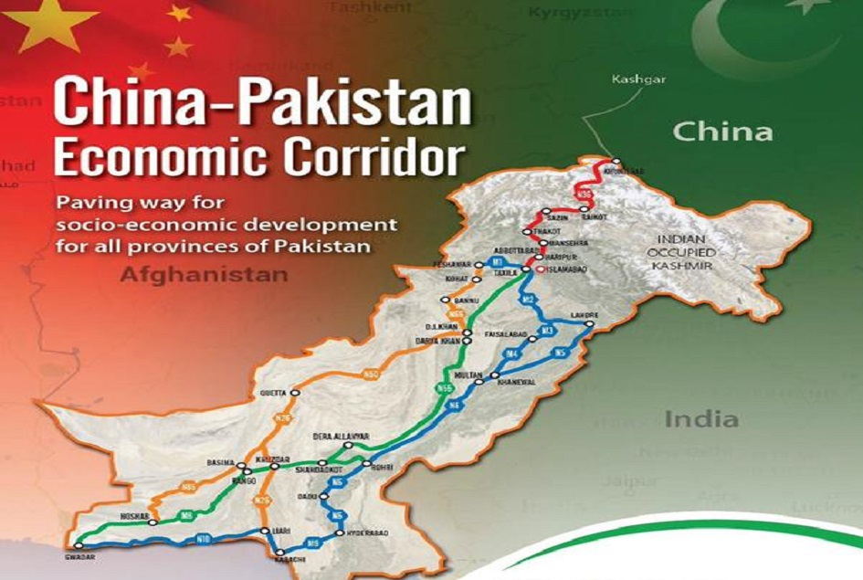 CPEC to Boost Agriculture:-Pakissan.com